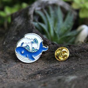 whale pin, brooches South Africa