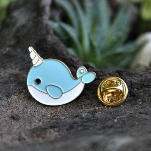 brooches, pin badges South Africa, Whale