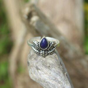 lapis lazuli toe ring, toe rings South Africa