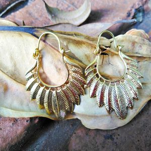bohemian earrings, feather earrings South Africa