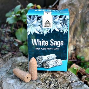 back flow incense cones, white sage incense cones South Africa