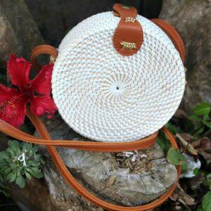 Rattan bag, White rattan bag South Africa