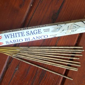 Whtie sage incense sticks, white sage incense South Africa, incense to smudge