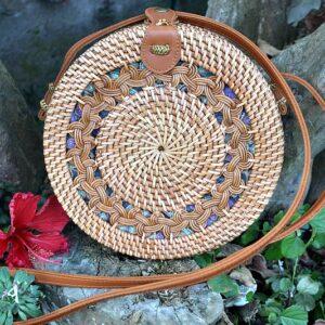 Bali Rattan bag, Rattan bags South Africa