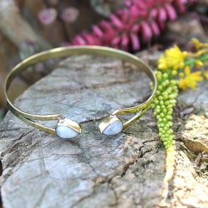 Moonstone bangles, gypsy bangles South Africa