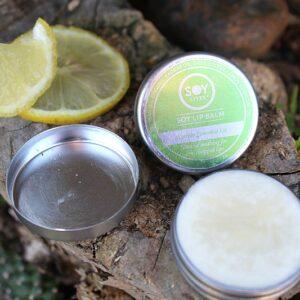 essential oil lip balm, natural lip balm South Africa