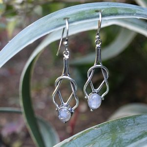 Moonstone earrings, bohemian earrings South Africa