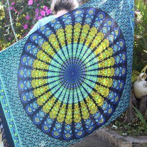 Mandala sarong, Mandala material South Africa