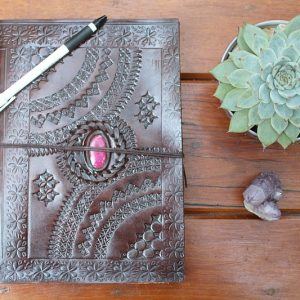 leather diary, Gemstone Diary South Africa