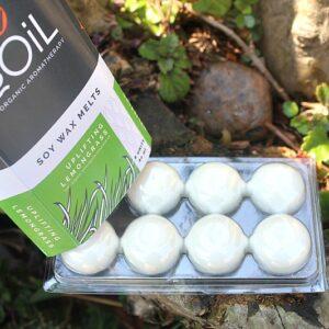 Lemongrass wax melts, wax melts South Africa