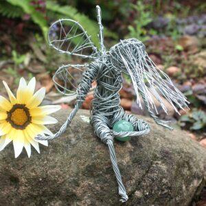 fairy's, wire fairy's garden fairy's, luck fairy