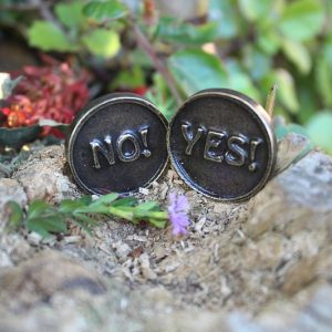 Yes and no coins, yes and no coins South Africa