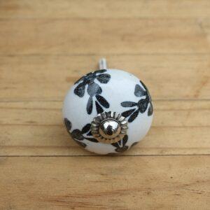 Door knobs, ceramic door knobs