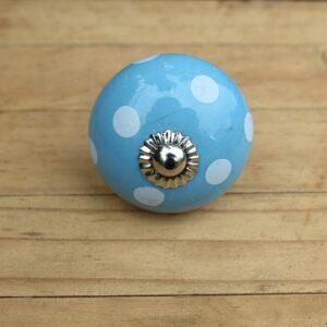 polka dot door knobs, ceramic door knobs South Africa