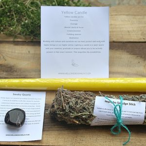 Candle smudge set, Candle spells South Africa