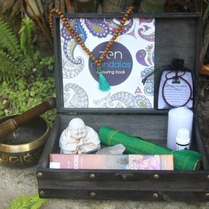meditation gift box, meditation box