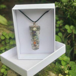 Moonstone chakra pendant, chakra pendant, crystal pendants