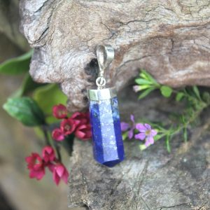 Lapis Lazuli crystal pendant, Crystal pendants South Africa