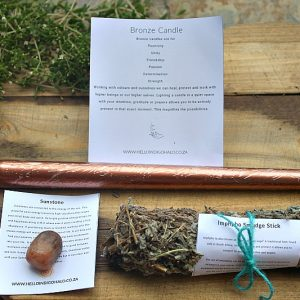 candle spell kit, Candle smudging kit South Africa