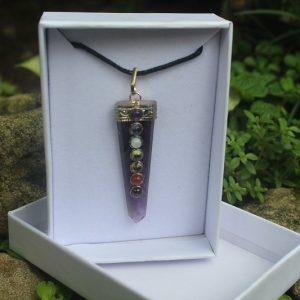 Amethyst crystal necklace, Amethyst necklace South Africa