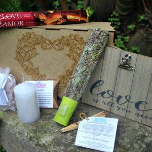 Love box, love gift box