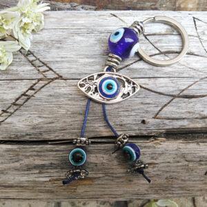 Evil eye key ring, key rings South Africa