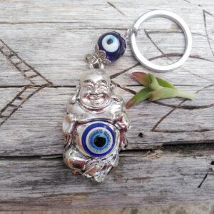 Buddha key ring, key rings