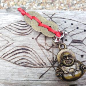 Feng Shui Buddha key ring, BUddha key rings