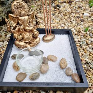 Ganesh zen garden, zen gardens South Africa