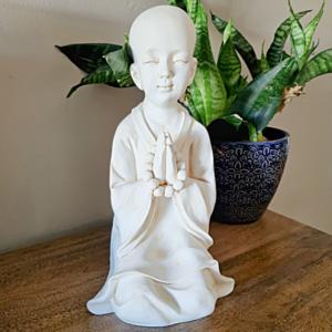 Monk Statue, Buddhist Monk statue