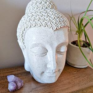 Buddha head statue, Buddhism statue