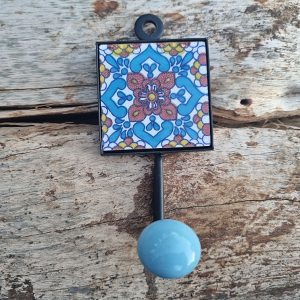 Bohemian hook, Moroccan hooks