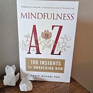 Mindfulness book, A to Z mindfulness book