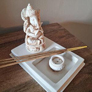 Ganesh incense holder, Incense holders