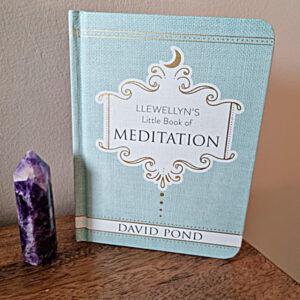 Llewelyns little book of meditation, meditation book