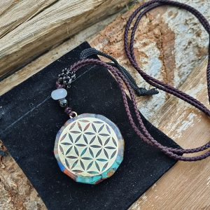 Flower of life, Flower of life necklace