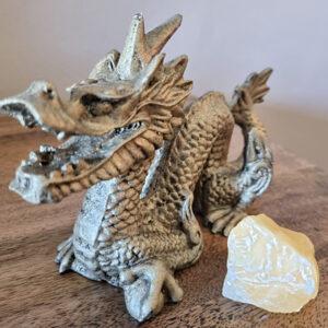 Golden dragon, Feng Shui dragon